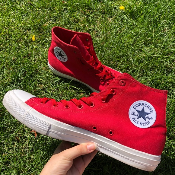 Converse Other - Red Chuck Taylor Converse! 👟❤️
